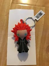 Kingdom Hearts - 3D Foam Key Ring -Collectible - Axel , Riku & Roxas