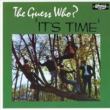 It's Time [The Guess Who] New CD