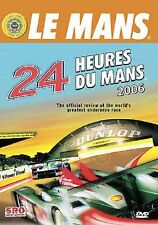 Le Mans 24 Hours 2006 DVD Official Review. 140 Mins. Color. NTSC. D4161