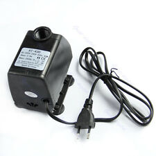 EU Plug 220V 45W 2500L/H Submersible Fountain Air Fish Tank Aquarium Water Pump
