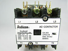 Definite Purpose Contactor 30AMP/3Pole/24Volt New Heat Pump, A/C Refrigeration