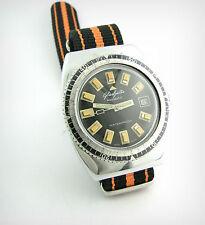 Vintage Watch ...GLASHUTTE NAVIMATIC.....Big One...Check It!