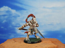 RACKHAM CONFRONTATION WOLFEN ARMY Wolf Fighter Painted Figur Modell K1209 H