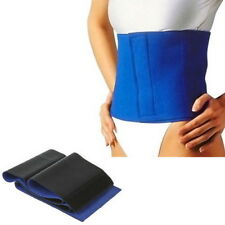 Sliming Exercise Waist Sweat Belt Wrap Fat Burner Body Leg Neoprene Cellulite 7@