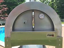 ilFornino® Professional Series Wood Fired Pizza Oven - Stainless Steel