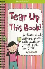 American Girl Tear up This Book! Sticker, Stencil, Games, Crafts, and More!