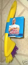 MR. CLEAN TILE and GROUT Stiff Bristle SCRUB CLEANING BRUSH & Scrubber MR 252836