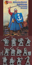 1:72 FIGUREN 72060 LITHUANIAN-RUSSIAN LIGHT INFANTRY XV CENTURY - MARS
