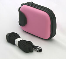 Pink Case for Sony Cybershot DSC-TX55  DSC-T99   Digital Camera  #CN