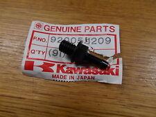 Kawasaki, 92005 1209, Coolant fitting, KLR650 KLR250? KLX250?, NOS