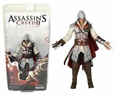 "7"" ASSASSIN'S CREED II EZIO AUDITORE DA FIRENZE ACTION FIGURES STATUE TOY"