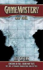 GameMastery Map Pack Ice Cavern by Paizo Publishing PZO 4041