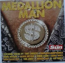 Medallion Man Soul & Pop Music Compilation CD feat. George Mccrae, Barry White