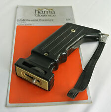(PRL) HAMA IMPUGNATURA COMPATTA FOTOCAMERA MIROLESS VIDEO POIGNéE PISTOL GRIP