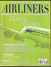 Airliners No. 96, NOV 2005, Hainan Airlines, Allegiant Air, Capitol Int Articles