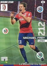 084 MICHAEL FREY SWITZERLAND SUISSE LOSC LILLE CARD ADRENALYN 2016 PANINI