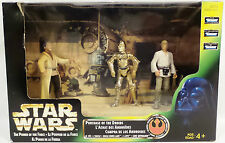 STAR WARS A NEW HOPE : PURCHASE OF THE DROIDS FIGURE SET MADE BY KENNER (TK)