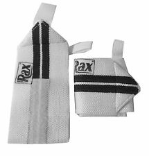 R A X Wrist Weight Lifting Training Gym Straps Support Grip Glove Body Building