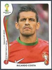 PANINI WORLD CUP 2014- #514-PORTUGAL-RICARDO COSTA