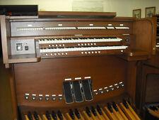 REDUCED Allen ADC 2160 2-Manual Digital Organ, 4 External Speakers (1980's)
