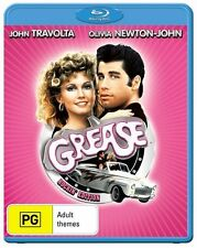 Grease Blu-ray Discs