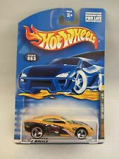 Hot Wheels  2001-063  Dodge Charger R/T  3/4  NOC 1:64 scale  (2)  50098