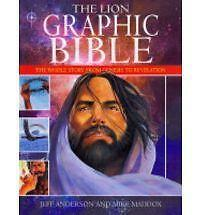 The Lion Graphic Bible: The Whole Story from Genesis t