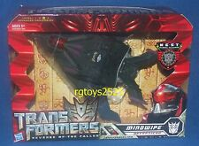 Transformers Revenge of the Fallen Decepticon MINDWIPE F-117 Stealth Nighthawk