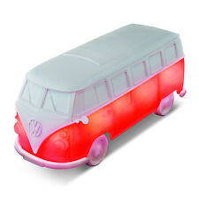 Official VW Camper Van Table Lamp / Night Light - multi-colour moodlight