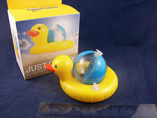 NIB Plastic Rubber Ducky Raft and Beach Ball Novelty Salt & Pepper Shakers GC102