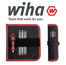 WIHA SYSTEM 6 Magnetic Interchangeable Phillips/Slot/Hex Screwdriver Set 27717