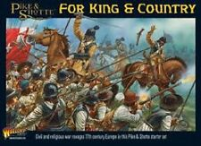 FOR KING AND COUNTRY STARTER - PIKE & SHOTTE-WARLORD GAMES - SENT FIRST CLASS -