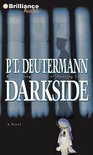 Darkside by P. T. Deutermann (2014, CD, Abridged)