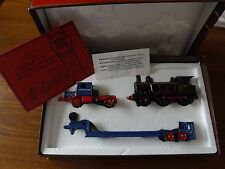 Matchbox models of yesteryear YS-16 1929 scammell 100 ton truck and trailer