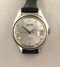 SEIKO 17J AUTOMATIC LADIES HI-BEAT STAINLESS STEEL WATER RESISTANT WRIST WATCH