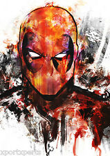 MARVEL - DEADPOOL POSTER PRINT - WALL ART - BUY 2 GET 1 FREE
