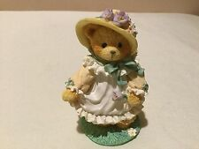 "Cherished Teddies Hope "" Our Love is Ever-Blooming""1994"