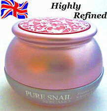 SNAIL CREAM EXTRACT Aloe Vera Shea Butter Anti Ageing Pure Wrinkle Care Caracol