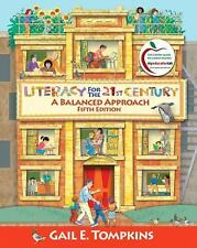 Literacy for the 21st Century: A Balanced Approach (5th Edition) (MyEducationLab