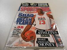 Factory Sealed July 1994 issue of Sportslook Magazine with Shaq front cover!