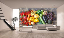 Food Photos Wall Mural Photo Wallpaper GIANT DECOR Paper Poster Free Paste