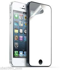 Mirror FULL BODY Screen Protector Film Guard Shield for Apple iphone 5S 5C 5