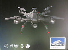 Lian SHENG LS - 128 Sky Hunter FPV RC Quadcopter con TELECAMERA HD RTF REAL TIME