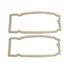 NEW Trim Parts Tail Light Lamp Gasket PAIR / FOR 1968 CHEVELLE MALIBU / A4218G