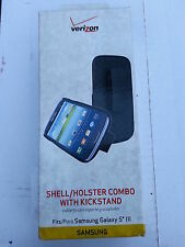 Verizon OEM Shell Holster Combo Case For Samsung Galaxy S3 S 3 III SCH-I535 SIII