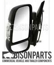 FIAT DUCATO 2006-2014 & 2014 ON MAIN MIRROR HEAD ELECTRICAL & HEATED LH