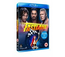 Official WWE - Fast Lane 2016 Event Blu Ray