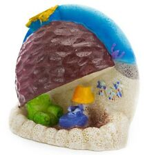 Patrick's Rock Home Spongebob Aquarium Ornament - 2.5 in. - SBR63 - Penn Plax