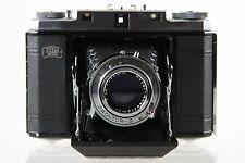 Zeiss Ikon Ikonta Klappkamera  mit Novar-Anastigmat 1:3,5/75mm Optik