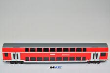 Märklin H0 Doppelstock Doppelstockwagen in rot, DB AG